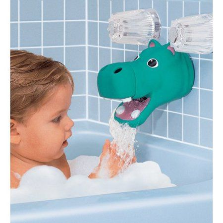New Cartoon Elephant Baby Kid Water Bath Tub Faucet Guard Cover Protector In US