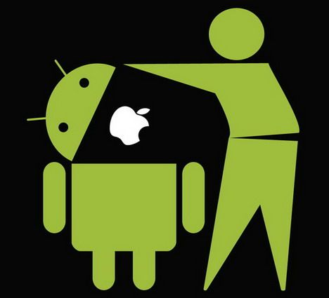 40 Apple Vs Google Android Funny Photo Collection Apple Wallpaper Apple Android