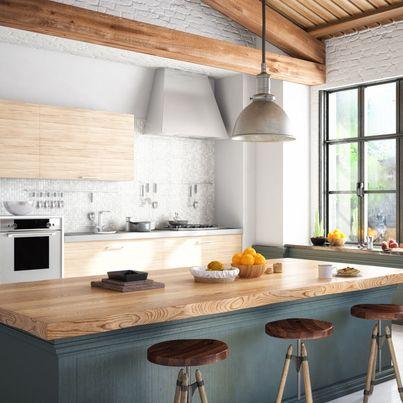 Inspirujace Projekty Kuchni Leroy Merlin Inspiration Inspired Homes Kitchen