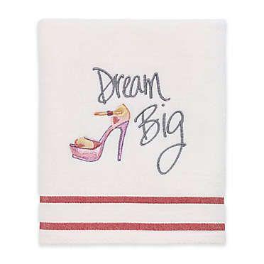 Avanti Dream Big Shower Curtain Collection With Images Big Shower Shower Curtain Dream Big