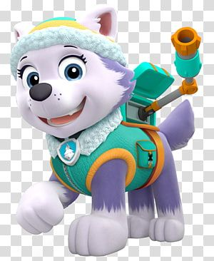 Who Is The New Paw Patrol Pup : patrol, Purple, Patrol, Character,, Siberian, Husky, Iron-on, Child, Everest, Tr…, Patrol,, Characters,, Birthday