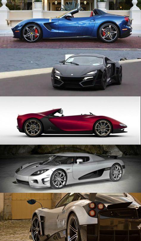 5 Rare Supercars Worth Millions