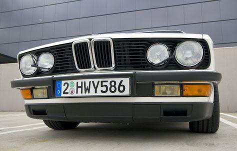 BMW E28 535i Euro Spec