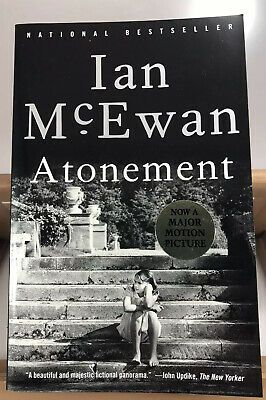 Atonement By Ian Mcewan 2003 Paperback Reprint 9780385721790 Ebay Passionate Books Paperbacks Atonement