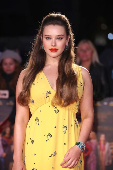 Are Josephine and Katherine Langford Related?