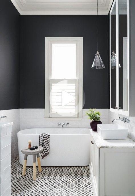 Erstaunliche Verschiedene Badezimmer Gemusterte Bodenfliesen Ideen In 2020 Kleine Badezimmer Kleine Badezimmer Design Badezimmer Design