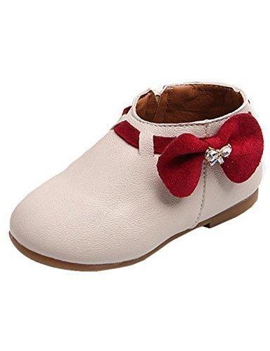 Little Blue Lamb Zapatos De Bebé Zapatos De Caminar Botas Botines marrón oscuro - Marrón, 6- 12 meses