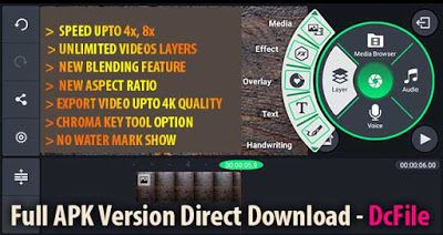 Download Green Kinemaster Pro App For Android 2020 In 2020 Video Editing Apps Video Editing Best Video Editing App