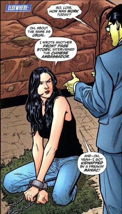 Batman And Lois Lane Lemon
