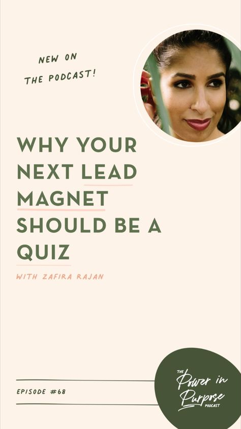 Why Your Next Lead Magnet Should Be A Quiz (and how to create one)