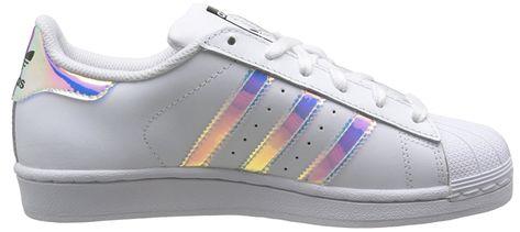 adidas superstar silver glitter amazon