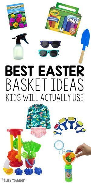 15 Easter Basket Ideas For Toddlers And All Kids Busy Toddler Kids Easter Basket Umbrella Easter Baskets Easter Baskets For Toddlers