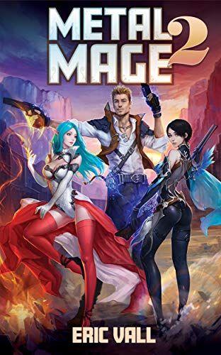 Metal Mage 2 English Edition Mage Metal Edition English