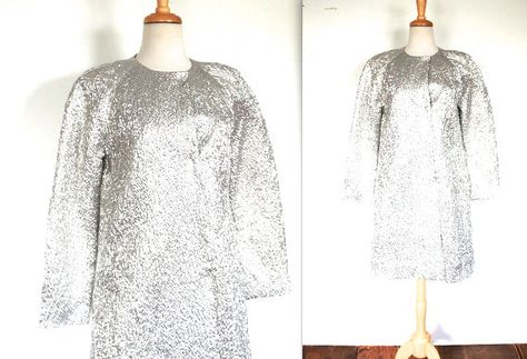 SALE / Rare Vintage 1960's Coat // 50s 60s Mod by TrueValueVintage