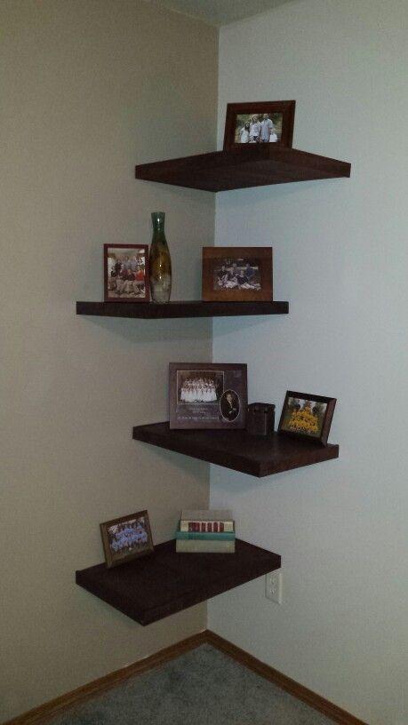 Best 20 About Diy Corner Shelves Ideas For Your Home Interior Design Diy Corner Shelves Ideas Bookshe Wall Shelves Design Corner Decor Corner Shelf Ideas