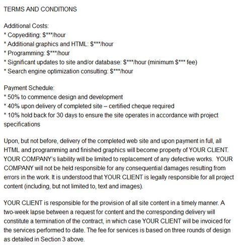 Good Contract Jpg Web Developer Contract Template Freelance