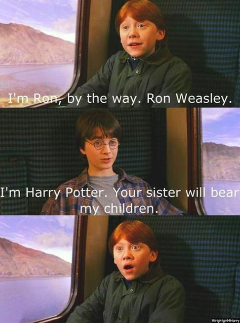 Oh surprised Rupert Grint, you are the best Rupert Grint.