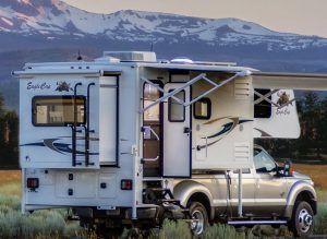 Eagle Cap Luxury Truck Camper Model 1200 Slide In Truck