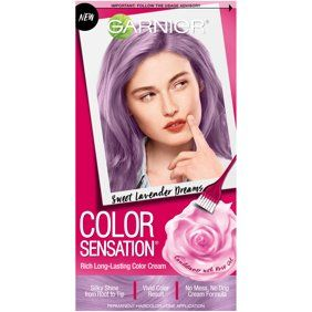 Beauty Hair Color Garnier Color Sensation Hair Color Cream