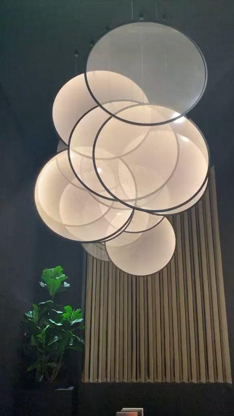 lamparas con acrilico