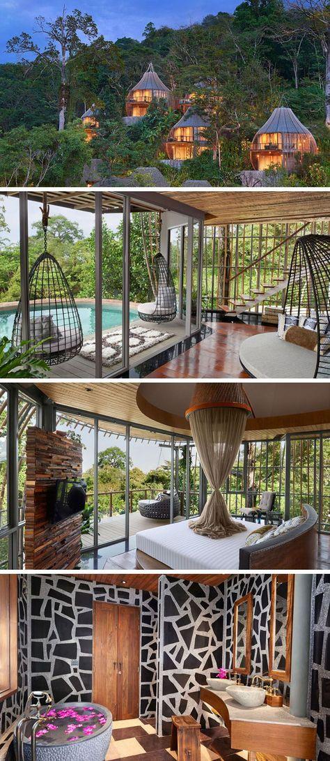 Desain Villa Modern - Di Indonesia villa telah cukup identik dengan ...