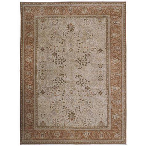Wool Tabriz Rug 8 10 X 11