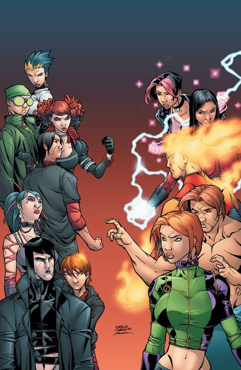 GEN13 #11 - Comic Art Community GALLERY OF COMIC ART