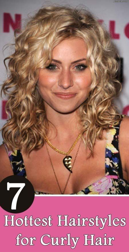 Hottest And Latest Curly Hairstyles