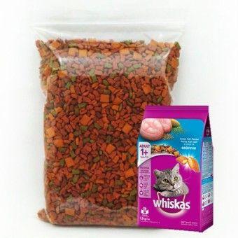 Best Prices Cat Food Makanan Kucing Whiskas Ocean Fish Repacking