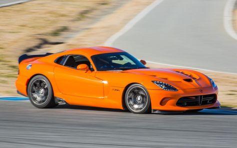 14 Viper Ta Dodge Viper Srt Latest Cars