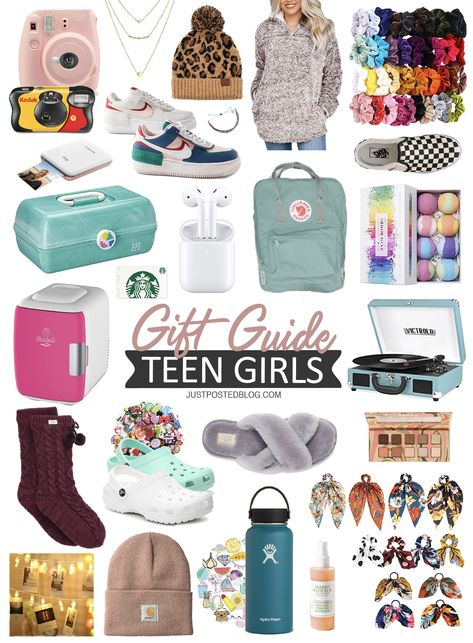 Gift ideas for teen boys, teen girls, tween boys and tween girls! This age can be hard to shop for and hopefully these guides will help you find the perfect gift for teens and tweens on your list! Some would make good stocking stuffers for teens too!