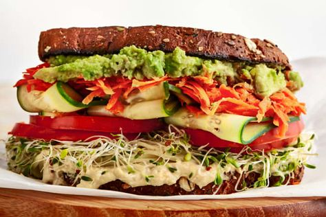 The ultimate feel-good, no-cook summer sandwich, just as California intended.  READ MORE...