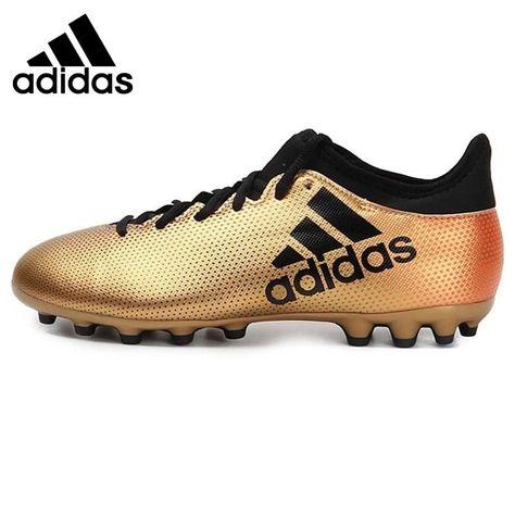 Adidas Gold X 17.3 AG Men's Soccer Cleats | Mens soccer ...