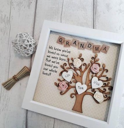 Super Birthday Gifts Mother In Law Pictures Ideas Birthday Gifts For Grandma Diy Mothers Day Gifts Granny Gifts