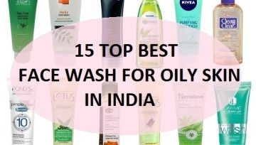 Top 15 Best Face Wash For Oily Acne Prone Skin In India 2020 Reviews Best Face Wash Best Face Products Combination Skin Face Wash