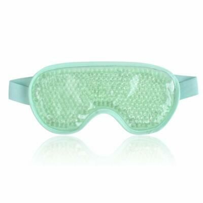 Advertisement Cold Eye Mask Gel Bead Cooling Eye Mask For Puffy