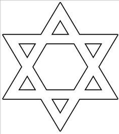 Free Hanukah Coloring Pages Plus Full Free Coloring Book Star