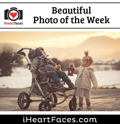 Beautiful Photo of the Week #photography #iheartfaces #children #siblings