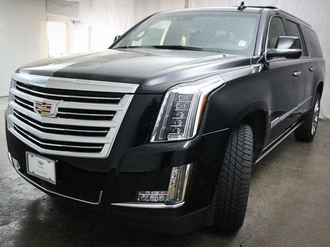 Cadillac Of Portland >> New 2019 Cadillac Escalade Esv Platinum For Sale At Cadillac Of