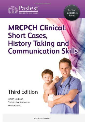 READ BOOK Mrcpch Clinical Short Cases History Taking and Communication Skills [DOWNLOAD PDF] Free Epub/MOBI/EBooks