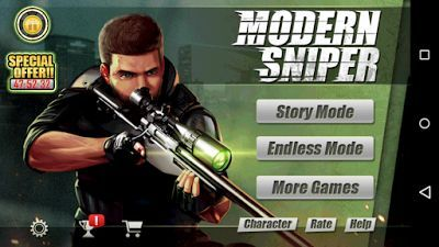 Modern Sniper V1 9 Mod Apk Unlimited Gold And Money Latest Android Games Mod Apk 2016 2017 Sniper Games Sniper Best Action Games