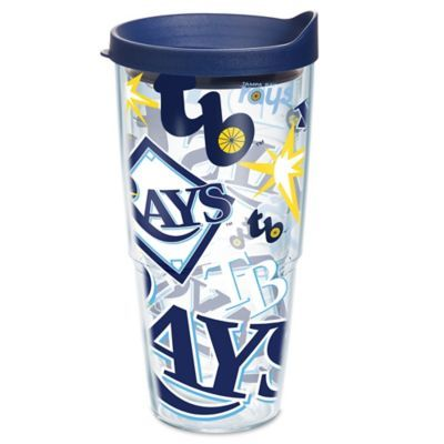 Tervis Mlb Tampa Bay Rays All Over Wrap Tumbler Tampa Bay Rays