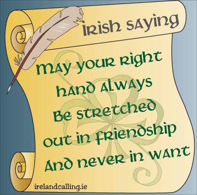 Irish Quotes About Friendship Captivating Ireland Calling On  Irish Quotes Irish Culture And Ireland
