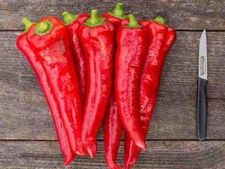 تفسير حلم رؤية الفلفل في المنام لابن سيرين Stuffed Peppers Vegetables Food