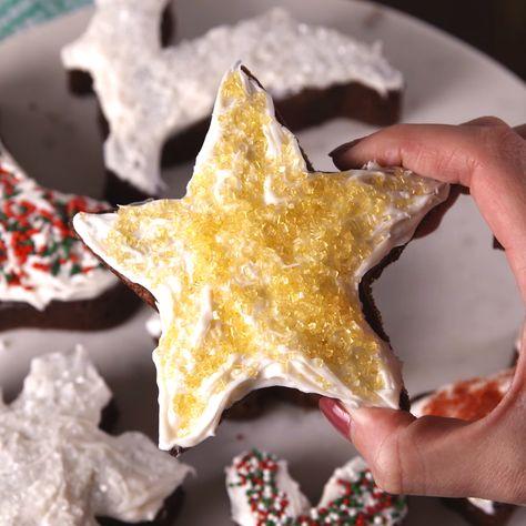 christmas So much easier than sugar...
