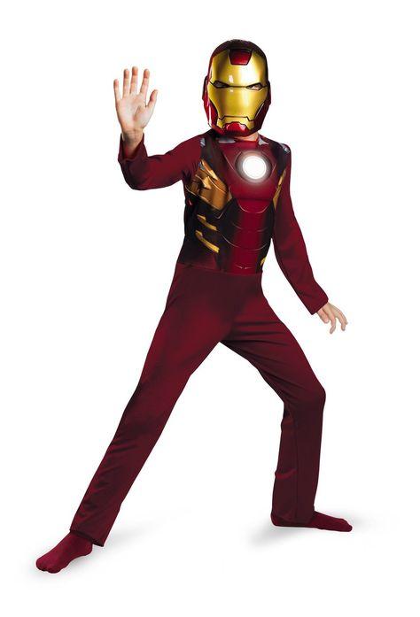 Iron Man Avengers Endgame Marvel Comics Costume Childs Various Sizes NWT