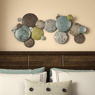 Wall Accents You Ll Love Wayfair Muur Cirkels Decoratie