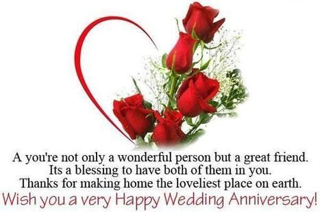 14 Best Happy Wedding Anniversary Wishes For Husband