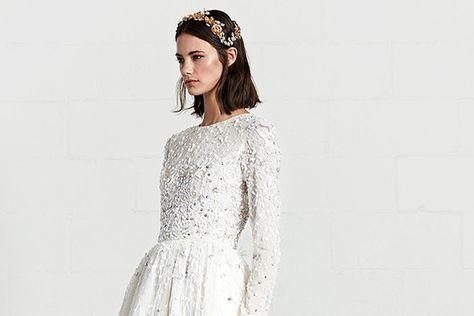 Wedding Dresses From Resort 2018 - Wedding Worthy Resort Dresses - Photos