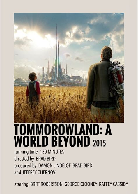 Tomorrowland by Millie